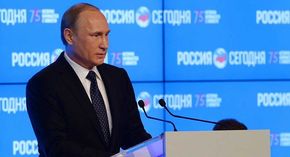 The Kremlin's Anti-Western (and Remarkably Successful